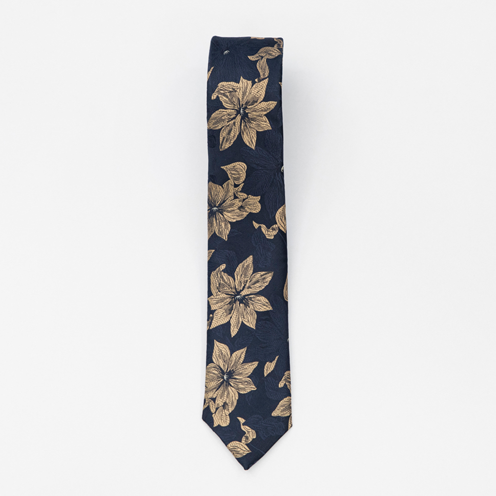 Cravata bleumarin 4menceremony