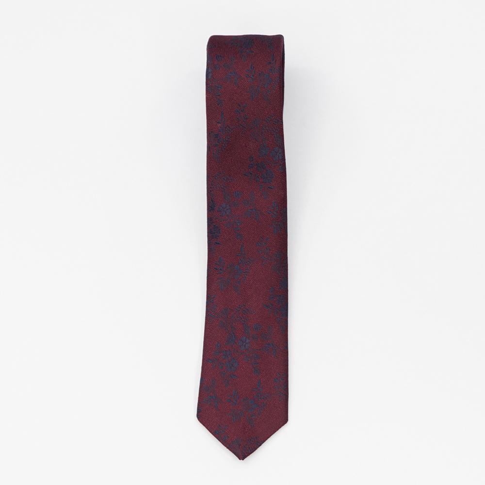 Cravata bordo inchis Piatra Neamt