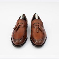 Pantofi din piele fara sireturi PIatra Neamt