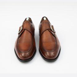 Pantofi maro din piele 4MenCeremony